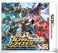 Used Mobile Suit Gundam: Try Age SP NINTENDO 3DS JAPANESE  IMPORT