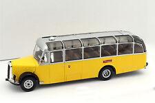 Acide l4c bus année 1959 jaune/argent 1:43 ALTAYA