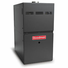 Goodman Upflow Horizontal Multi-Speed 60k BTU 80% LP Propane Gas Furnace Heater