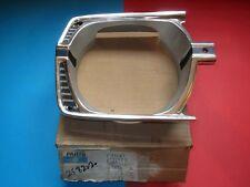 Mopar 1967 Plymouth Valiant head light bezel. Right side 2582020. NOS. Rare.