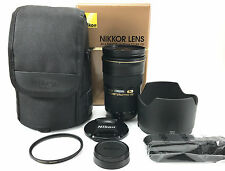 Nikon NIKKOR 24-70mm f/2.8G f/2.8 AS G SWM AF-S IF N ED M/A Lens