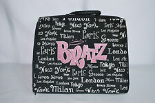 Bratz Dolls WORLD TOUR Travel Carrying Case Accessories Clothing Organizer Bag
