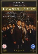 CHRISTMAS AT DOWNTON ABBEY GENUINE R2 DVD MAGGIE SMITH HUGH BONNEVILLE VGC