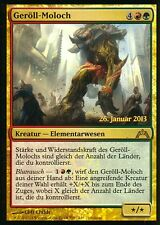 Geröll-Moloch FOIL / Rubblehulk | EX | Prerelease Promos | GER | Magic MTG