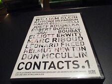 """DVD """"CONTACTS VOLUME 1"""" documentaire sur les plus grands photographes"""