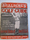 1923 SPALDING GOLF GUIDE - OFFICIAL RULES - HIGHLY COLLECTIBLE MANUAL - TUB G