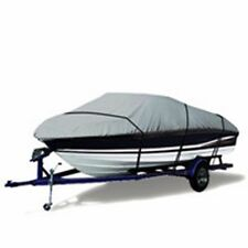 "300D boat cover Fits 14' to 16'6"" V-Hull Fishing Boats Beam upto 90"""