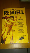 Ruth Rendell - Intégrale Tome 1 & 2 - Le Masque
