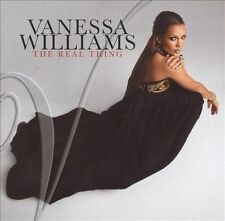 The Real Thing by Vanessa Williams (R&B) (CD, Jun-2009, Concord)