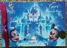 Disney autograph books