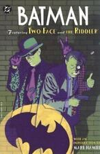 Batman: Featuring Two-Face and the Riddler-ExLibrary