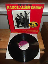 """The Rance Allen Group """"The Best Of"""" LP STAX USA 1988"""