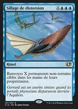 MTG Magic C14 - Distorting Wake/Sillage de distorsion, French/VF