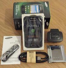 Samsung Galaxy Ace GT-S5830i Sim Gratis Nuevo (Desbloqueado) Teléfono inteligente Negro + Garantía