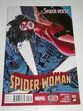 SPIDERWOMAN #2 MARVEL COMICS