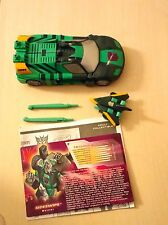 TRANSFORMERS Botcon 2008 EXCLUSIVE SHATTERED GLASS SIDESWIPE complete