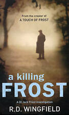 A Killing Frost: (Di Jack Frost Book 6) by R D Wingfield New Paperback Book
