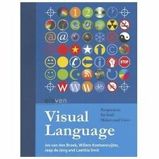 Visual Language: Perspectives for Both Makers and Users-ExLibrary