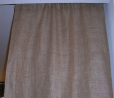 Burlap Photography Backdrop 5 x 9 ft Background 100% Natural Jute Panel Drape