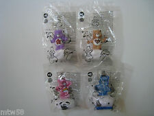 2013 Burger King CARE BEARS Toys Complete Set Of 4 *FREE SHIPPING*