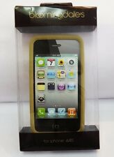 BLOOMINDALE'S 'Little Brown Case'  iPhone 4 Cover Case Msrp $30.00 *NEW IN BOX*