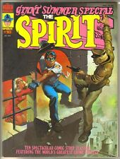 THE SPIRIT #10 Giant Summer Special! Warren Magazine ~ FN