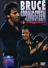 BRUCE SPRINGSTEEN In Concert MTV Unplugged DVD BRAND NEW PAL