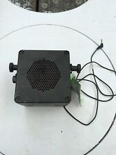 Ex MOD Waterproof Loudspeaker with Vol Control and On/Off Switch