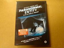 DVD / PARANORMAL ENTITY