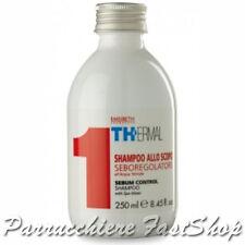 1TH Shampoo Seboregolatore Thermal ® EMSIBETH asporta il sebo in eccesso