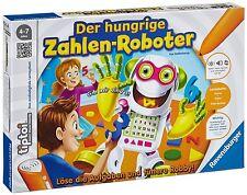 Zahlen Spiel Roboter Robi Tiptoi Ravensburger Rechnen Mathematik Formen Kinder