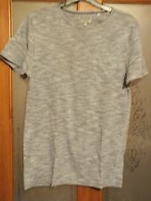 Mens grey marl T-Shirt by Next.  Size S.