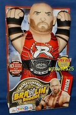 "WWE Championship Brawlin' Buddies RYBACK New Talking 15"" Soft figure"