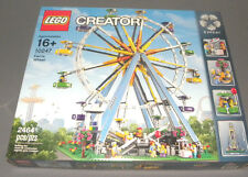 LEGO Ferris Wheel Set 10247 Expert Creator 2015 Fair Carnival NEW