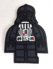 """Star Wars Darth Vader Lego Die Cut 3"""" Embroidered Patch- FREE S&H (SWPA-FC-36)"""