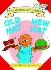 Bright and Early Books: Old Hat New Hat by Jan Berenstain and Stan Berenstain...