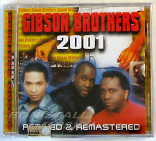 GIBSON BROTHERS 2001 - REMIXED & REMASTERED - CD Sigillato