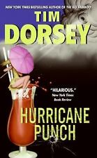 Hurricane Punch (Serge Storms)-ExLibrary