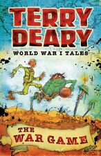 The War Game (World War I Tales) - New Book Deary, Terry