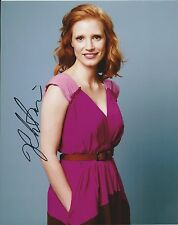 Jessica Chastain autograph - signed photo