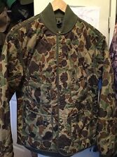 Men's Polo Ralph Lauren Army Camouflage Hunting Style Jacket. Size Small