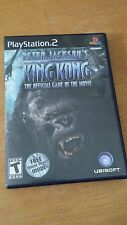 Peter Jackson's King Kong: The Official Game of the Movie (Sony PlayStation...