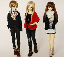 Casual T-shirt Cardigan For BJD 1/4 MSD,1/3,SD16 Uncle SD  Doll Clothes CWB17