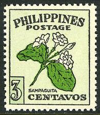 Philippines 530, MI 492, MNH. Sampaguita, Natioal Flower, 1948