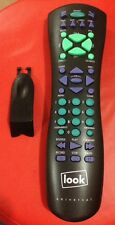 RCA OEM 245202 LOOK UNIVERSAL REMOTE CRK76MC1 TV DVD VCR AUX PPV LOOK2