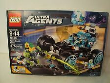 Lego 70169 Ultra Agents Agent Stealth Patrol New Sealed