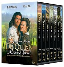 Dr Quinn Medicine Woman Season 1+2+3+4+5+6 Complete Series + The Movies! DVD New