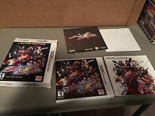 Project X Zone -- Limited Edition (Nintendo 3DS, 2013) Day 1 Launch Soundtrack