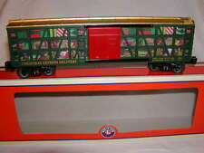 Lionel 6-81534 Christmas Express Delivery Toys Stock Car 2014 O 027 MIB #81534