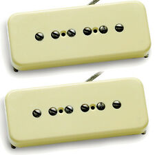 Seymour Duncan Antiquity Soapbar P-90 set cream Neck & Bridge NEW free ship! P90